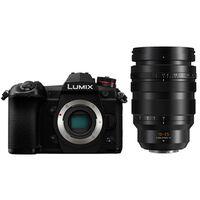 Für weitere Info hier klicken. Artikel: Panasonic Lumix DC-G9 Gehäuse + Vario-Summilux 10-25mm f/1.7 DG