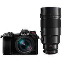 Für weitere Info hier klicken. Artikel: Panasonic Lumix DC-G9 + Leica DG Elmarit AF 12-60mm f/2,8-4,0 OIS + AF 200mm f/2,8 Power O.I.S incl. 1,4x Telekonverter