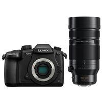 Für weitere Info hier klicken. Artikel: Panasonic Lumix DC-GH5 + Leica AF 100-400mm f/4,0-6,3 OIS DG Apsh.