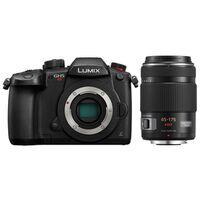 Für weitere Info hier klicken. Artikel: Panasonic Lumix DC-GH5S Gehäuse + AF X 45-175mm f/4,0-5,6 G OIS Vario asph.