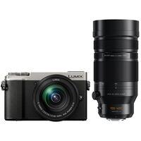 Für weitere Info hier klicken. Artikel: Panasonic Lumix DC-GX9 + 12-60mm + Leica AF 100-400mm f/4,0-6,3 OIS DG Apsh.