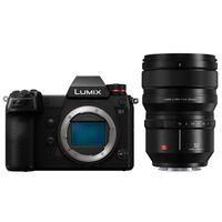 Für weitere Info hier klicken. Artikel: Panasonic Lumix DC-S1 Gehäuse + Lumix S Pro 50mm f/1,4