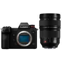 Für weitere Info hier klicken. Artikel: Panasonic Lumix DC-S1 Gehäuse + Lumix S Pro 24-70mm f/2,8