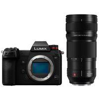 Für weitere Info hier klicken. Artikel: Panasonic Lumix DC-S1 Gehäuse + Lumix S Pro 70-200mm f/4,0 O.I.S.