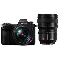 Für weitere Info hier klicken. Artikel: Panasonic Lumix DC-S1 + Lumix S 24-105mm f/4,0 Macro O.I.S. + Lumix S Pro 50mm f/1,4