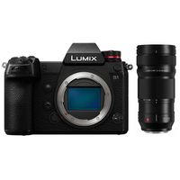 Für weitere Info hier klicken. Artikel: Panasonic Lumix DC-S1 + Lumix S Pro 70-200mm f/4,0 O.I.S. L-Mount
