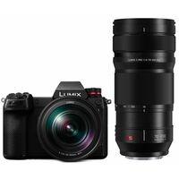 Für weitere Info hier klicken. Artikel: Panasonic Lumix DC-S1 + S 24-105mm f/4,0 Macro O.I.S. + S Pro 70-200mm f/4,0 O.I.S.