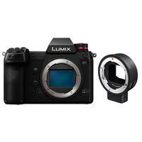 Für weitere Info hier klicken. Artikel: Panasonic Lumix DC-S1 + Sigma Adapter MC-21