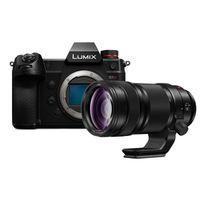 Für weitere Info hier klicken. Artikel: Panasonic Lumix DC-S1H + Lumix S Pro 70-200mm f/4,0 O.I.S.