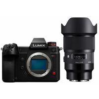 Für weitere Info hier klicken. Artikel: Panasonic Lumix DC-S1H + Sigma AF 20mm f/1,4 DG HSM ART