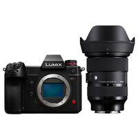 Für weitere Info hier klicken. Artikel: Panasonic Lumix DC-S1H + Sigma AF 24-70mm f/2,8 DG DN / Art