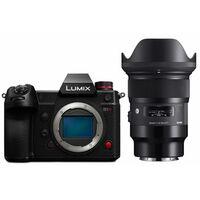 Für weitere Info hier klicken. Artikel: Panasonic Lumix DC-S1H + Sigma AF 24mm f/1,4 DG HSM ART