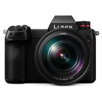 Für weitere Info hier klicken. Artikel: Panasonic Lumix DC-S1R + Lumix S 24-105mm f/4,0 Macro O.I.S. L-Mount schwarz