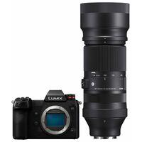 Für weitere Info hier klicken. Artikel: Panasonic Lumix DC-S1R + Sigma AF 100-400mm f/5-6,3 DG DN OS C