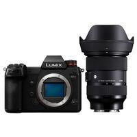 Für weitere Info hier klicken. Artikel: Panasonic Lumix DC-S1R + Sigma AF 24-70mm f/2,8 DG DN / Art