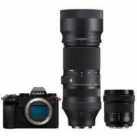 Für weitere Info hier klicken. Artikel: Panasonic Lumix DC-S5 + Lumix S 20-60mm f/3.5-5.6 + Sigma AF 100-400mm f/5-6,3 DG DN OS C