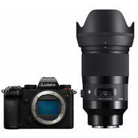 Für weitere Info hier klicken. Artikel: Panasonic Lumix DC-S5 + Sigma 40mm f/1.4 DG HSM ART