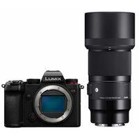 Für weitere Info hier klicken. Artikel: Panasonic Lumix DC-S5 + Sigma AF 70mm f/2,8 DG Makro ART