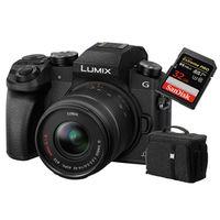 Für weitere Info hier klicken. Artikel: Panasonic Lumix DMC-G70 + AF X 14-42mm OIS Vario + Tenba Tasche Sklyline 13 + 32GB Karte