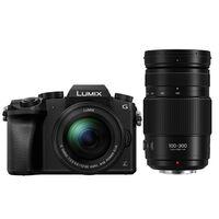 Für weitere Info hier klicken. Artikel: Panasonic Lumix DMC-G70 + AF 12-60mm G Vario Asph. OIS + AF 100-300mm f/4,0-5,6 II OIS