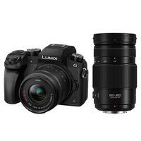Für weitere Info hier klicken. Artikel: Panasonic Lumix DMC-G70 + AF 14-42mm OIS G-Vario + AF 100-300mm f/4,0-5,6 II OIS