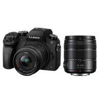 Für weitere Info hier klicken. Artikel: Panasonic Lumix DMC-G70 + AF 14-42mm OIS G-Vario + AF 14-140mm f/3,5-5,6 OIS II