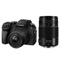 Für weitere Info hier klicken. Artikel: Panasonic Lumix DMC-G70 + AF 14-42mm OIS G-Vario + AF 35-100mm f/2,8 Power OIS