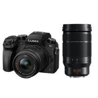 Für weitere Info hier klicken. Artikel: Panasonic Lumix DMC-G70 + AF 14-42mm OIS G-Vario + AF 50-200mm f/2,8-4,0 Leica DG Vario Elmarit O.I.S.