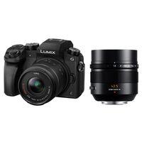 Für weitere Info hier klicken. Artikel: Panasonic Lumix DMC-G70 + AF 14-42mm OIS G-Vario + AF Nocticron 42,5mm f/1,2 Power OIS DG