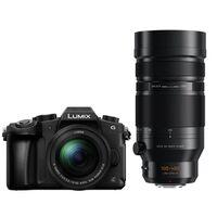 Für weitere Info hier klicken. Artikel: Panasonic Lumix DMC-G81 + 12-60mm f/3,5-5,6 G Vario Asph. OIS + Leica AF 100-400mm f/4,0-6,3 OIS DG Apsh.