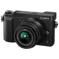 Panasonic Lumix DMC-GX80 + AF 14-42mm G II OIS Micro Four Thirds schwarz