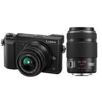 Für weitere Info hier klicken. Artikel: Panasonic Lumix DMC-GX80 + AF 14-42mm G II OIS + AF X 45-175mm f/4,0-5,6 G OIS Vario asph.