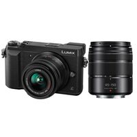 Für weitere Info hier klicken. Artikel: Panasonic Lumix DMC-GX80 + AF 14-42mm G II OIS + AF 45-150mm f/4,0-5,6 OIS asph.