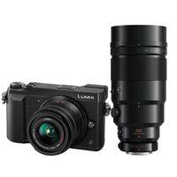 Für weitere Info hier klicken. Artikel: Panasonic Lumix DMC-GX80 + AF 14-42mm G II OIS + AF 200mm f/2,8 Power O.I.S incl. 1,4x Telekonverter