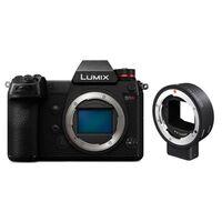 Für weitere Info hier klicken. Artikel: Panasonic Lumix S1R +Sigma Adapter MC-21