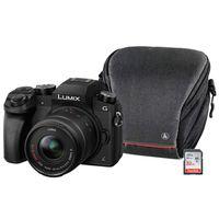 Für weitere Info hier klicken. Artikel: Panasonic Lumix DMC-G70 + 14-42mm + Hama Sambia 100 + SD-Karte 32 GB