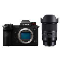 Für weitere Info hier klicken. Artikel: Panasonic Lumix DC-S1 + Sigma AF 20mm f/1,4 DG HSM A L-Mount