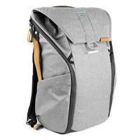 Für weitere Info hier klicken. Artikel: Peak Design Everyday Backpack 20L Ash Foto-Rucksack für DSLR- und DSLM-Kameras hellgrau
