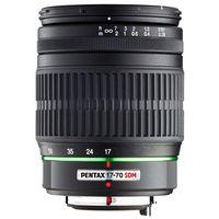 Für weitere Info hier klicken. Artikel: Pentax DA 17-70mm f/4,0 AL IF SDM - Demo -