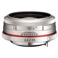 Für weitere Info hier klicken. Artikel: Pentax DA 70mm f/2,4 HD Limited Pentax K silber