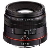Für weitere Info hier klicken. Artikel: Pentax DA 35mm f/2,8 HD Makro Limited Pentax K schwarz