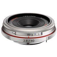 Für weitere Info hier klicken. Artikel: Pentax DA 40mm f/2,8 HD Limited Pentax K silber
