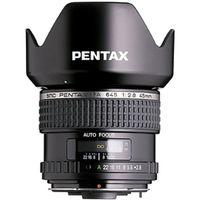 Für weitere Info hier klicken. Artikel: Pentax FA 645 45mm f/2,8 Pentax Mittelformat