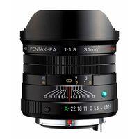 Für weitere Info hier klicken. Artikel: Pentax HD FA 31mm f/1,8 Limited Pentax K Vollformat schwarz