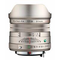 Für weitere Info hier klicken. Artikel: Pentax HD FA 31mm f/1,8 Limited Pentax K Vollformat silber
