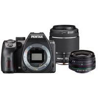 Pentax K-70 + DA 18-50mm WR + DA 50-200mm WR