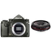 Für weitere Info hier klicken. Artikel: Pentax KP + DA 40mm f/2,8 HD Limited schwarz