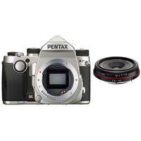 Für weitere Info hier klicken. Artikel: Pentax KP + DA 40mm f/2,8 HD silber