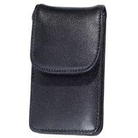 Für weitere Info hier klicken. Artikel: Peter Hadley Tasche Nizza 30 Etui aus echtem Leder, schwarz
