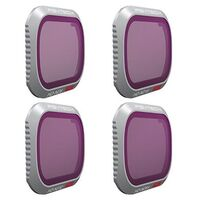 Für weitere Info hier klicken. Artikel: PGYTECH Filter Combo 4er Set PRO ND für DJI Mavic 2 Pro